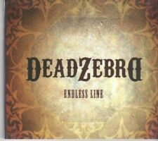 (AY480) Dead Zebra, Endless Line - DJ CD