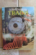 David Hamilton LE MONDE FASCINANT DES TRAINS Grund 1977