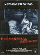 DVD ZONE 2--PARANORMAL ACTIVITY--OREN PELI