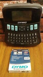 DYMO DESKTOP LabelManager 210D w/ D1 Tape