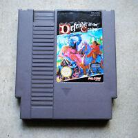 Jeu DEFENDER OF THE CROWN pour Nintendo NES