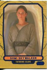Star Wars Galactic Files Blue Parallel #16 Shmi Skywalker