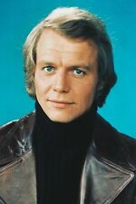 David Soul Starsky and Hutch 11x17 Mini Poster brown leather jacket