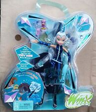 Winx Club Doll ICY RARE First Edition 2004 w/ DVD NRFB Mattel w/ Pepe HTF New