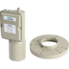 SATKING C-BAND DUAL POLARITY LNB SINGLE OUTPUT WITH 5G FILTER