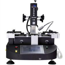 Hot Air / Infrared Bga Rework Station ZM-R5830 Pcb Bga Soldering Machine 220V ul
