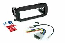 Radio Mounting Stereo Install Trim Single Din Dash Kit Wire Harness Antenna
