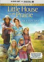 Little House on the Prairie: Season 1 / The Pilot Movie (First Season) DVD NEW