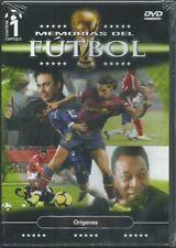 MEMORIAS DEL FUTBOL ORIGENES NEW DVD