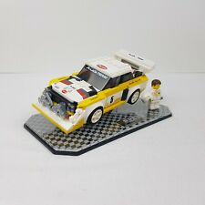 Staffa Display LEGO 76897 1985 Audi Sport Quattro S1
