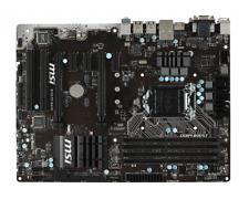MSI B150 PC MATE Intel B150 1151 LGA ATX Desktop Motherboard A