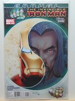 Iron Man Annual #1 Marvel Comics vf/nm CB3125