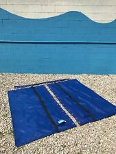 Hobie Cat 16 Trampoline Tramp New Blue Mesh with Double Pockets