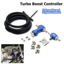 Adjustable Tee Manual Turbo Boost Controller Bleed Valve Petrol Diesel Blue AU