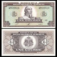 Haiti 1 Gourdes, 1992, P-259, UNC, Banknotes