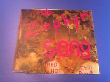 RED HOT CHILI PEPPERS - ZEPHYR SONG - 3 track CD SINGLE