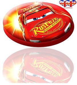 Cars McQueen Shaped Cushion,Disney Pixar Cars Pillow,Plush Toy Pillow.