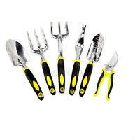 Garden Gardening Tool Set Hand Scissors Succulent Bonsai Plant Shovel Shears
