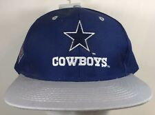Dallas Cowboys Team NFL Hat New Tags Logo  75 Blue Vintage Football Cap Sports
