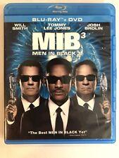 MIB3 MEN IN BLACK 3 BLU RAY DVD WILL SMITH
