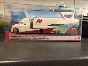Disney Cars Brand New Ponchy Wipeout Hauler