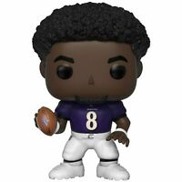 Funko Pop! Football NFL Lamar Jackson (Ravens) in stock now