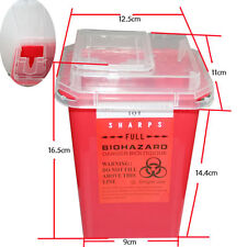 3x Sharp Container for Tattoo needles