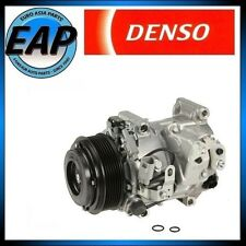 For 2006-2012 Toyota Rav4 3.5L V6 OEM Denso A/C Compressor NEW