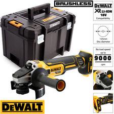 Dewalt DCG405N 18V XR Brushless Angle Grinder 125mm With DWST1-71195 Tstak Case