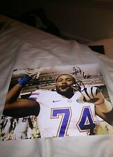 Jessamen Dunker Florida Gators Signed 8x10 Photo Nfl