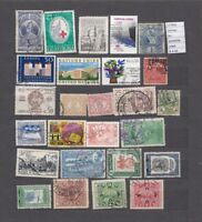 LOT STAMPS WORLDWIDE  USED (L27956)