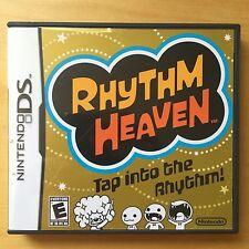 Nintendo DS Rhythm Heaven (Used)