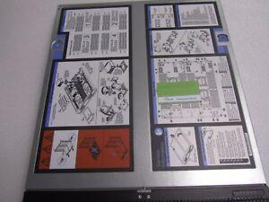7917AC1 – IBM Flex System x440 Compute Note, 4x E5-4620, 256GB RAM, 2x 300GB 10K