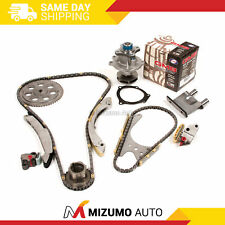 Timing Chain Kit Water Pump Fit 02-07 Buick Chevrolet GMC Hummer Isuzu 3.5 4.2