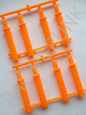 1/10 RC Car Buggy 190mm 200mm Bodyshell Body Shell Clip 6mm Extension Post ORANG