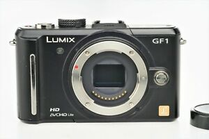 Panasonic LUMIX GF 1 Body (Model No. DMC - GF1)+ Batt.  FULLY WORKING, VERY NICE