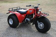 1985 Honda Atc200m 3 wheeler Atc 200m Atv
