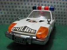 Vintage Juguete - Datsun Fairlady 280Z Patrol Coche - Batería Operado, 35 CM