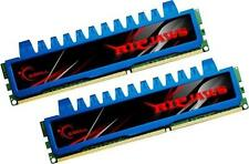 4 GB g. Skill DDR3 PC3-10666 1333MHz Ripjaw serie (8-8-8-24) Dual Channel kit