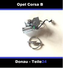 Opel Corsa B Heckscheibenwischer Wischermotor Heckwischer 90386268