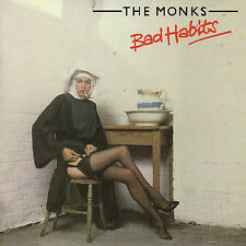 Bad Habits by The Monks CD Capitol/EMI 1982/84 Near MINT best post-punk! Skylab!