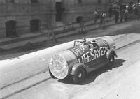 Antique Lifesavers Car Photo 822 Oddleys Strange & Bizarre