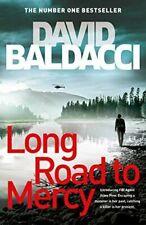 David Baldacci Long Road to Mercy Atlee Pine Hardcover Rel-15 Nov 2018