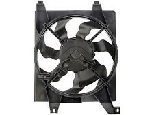 Fits Hyundai Accent 2006-2010 AC Fan; A/C Condenser Fan Assembly Condensers