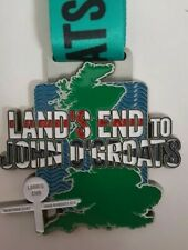 Land's End To John O'Groats Medal