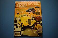 Rod Action Magazine September 1987 Issue