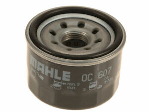 For 2008-2015 Smart Fortwo Oil Filter Mahle 96416NK 2009 2010 2011 2012 2013