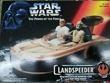 NEW Star Wars Power of the Force Landspeeder (Kenner, 1995) Rebel Alliance 69770