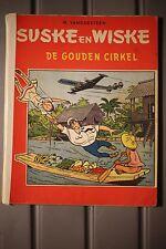 DE GOUDEN CIRKEL - SUSKE EN WISKE (1960)