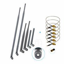 2dBi 6dBi 9dBi 6 Wifi Antennas RP-SMA U.fl Mod Kit For Netgear Routers WNDR3800